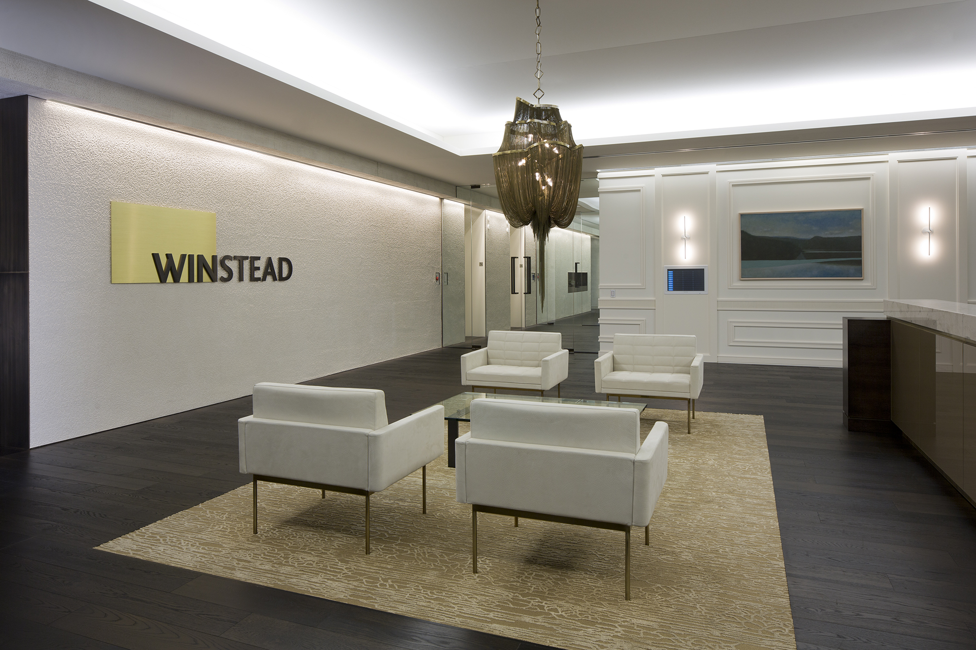 Winstead pc the beck group for Interior design law office