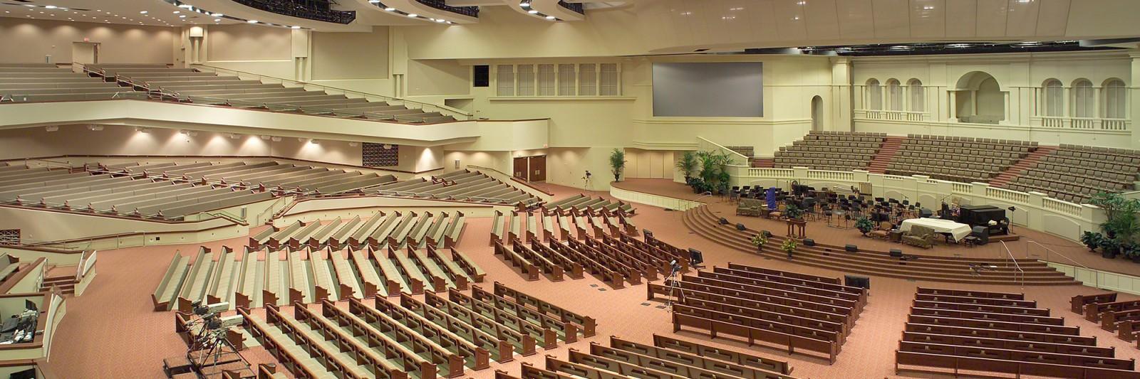 Idlewild Baptist Church The Beck Group