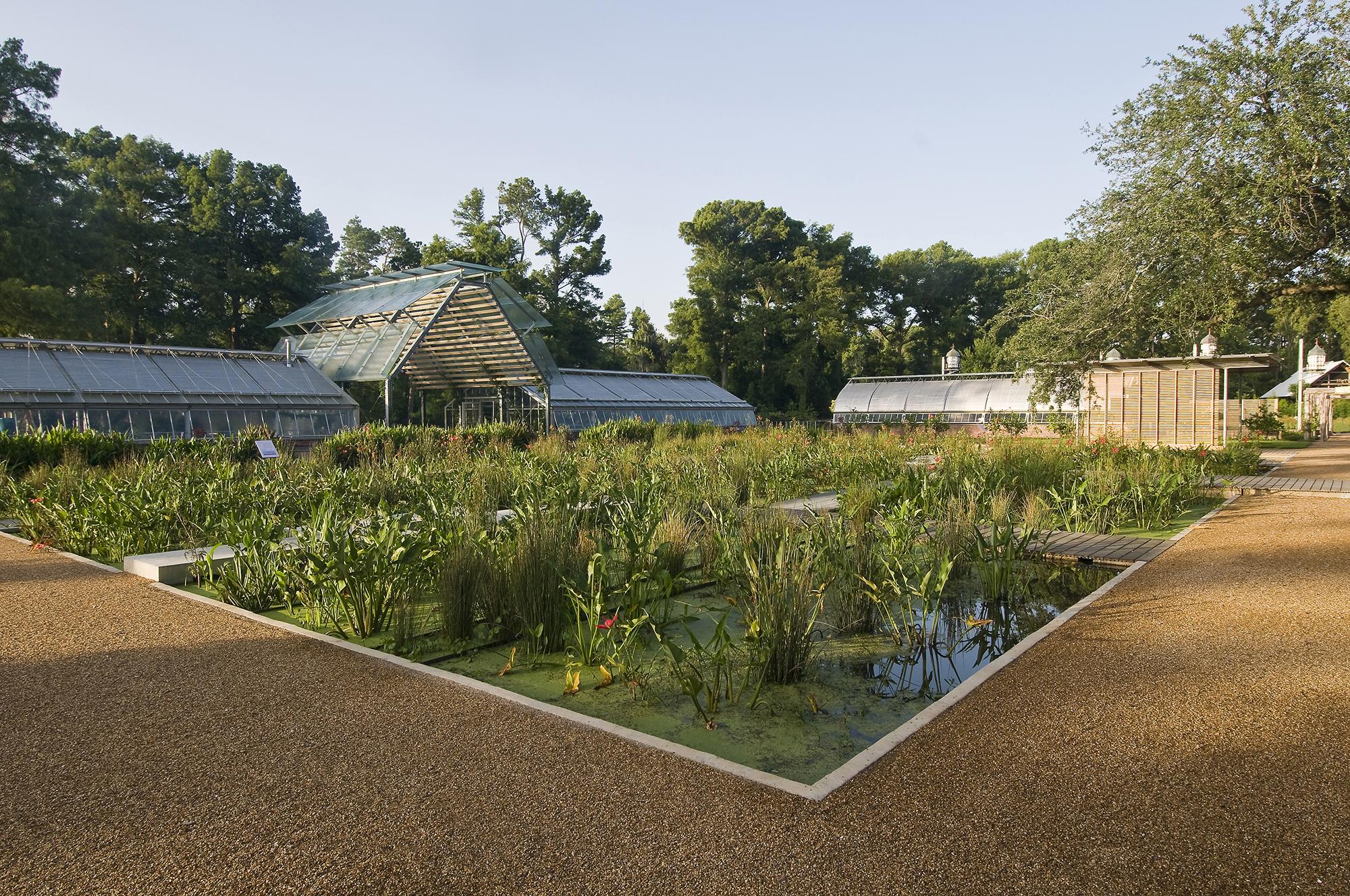 Shangri La Botanical Gardens And Nature Center The Beck Group