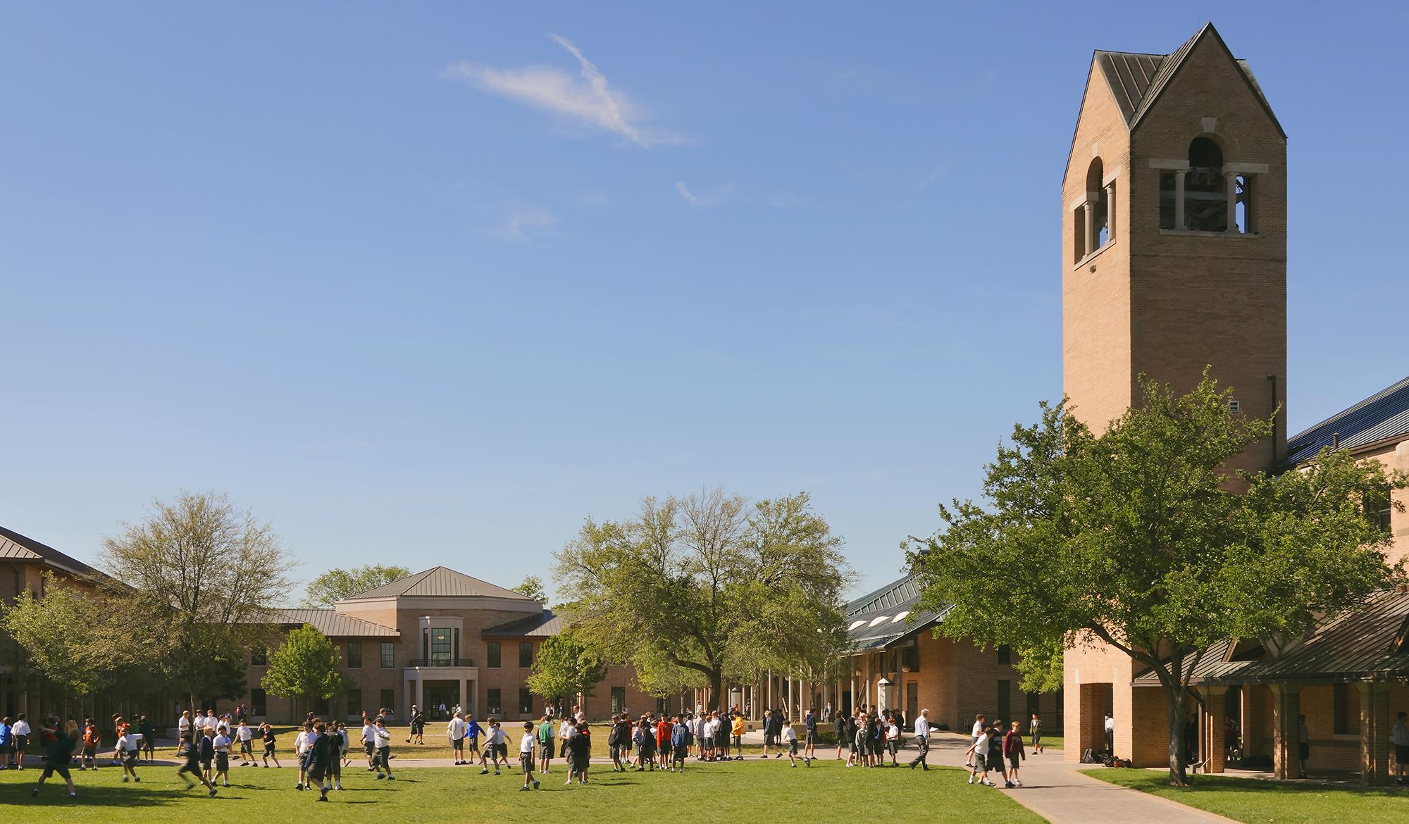 St. Marku0027s School Of Texas Centennial Hall And Robert K. Hoffman Center    The Beck Group