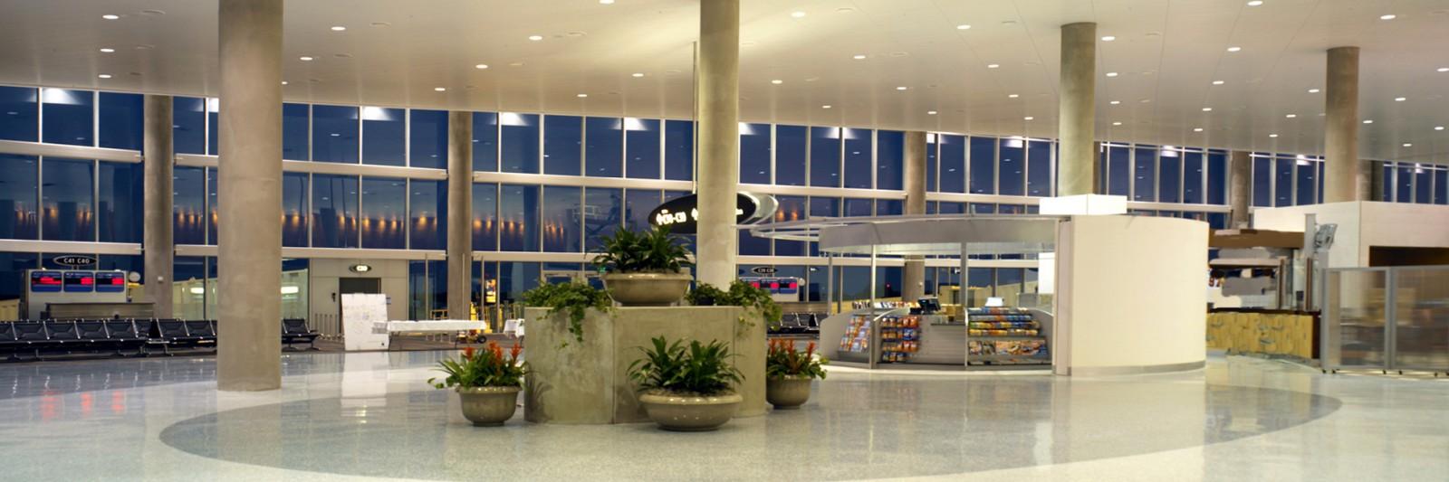 Tampa International Airport Airside C Terminal The Beck