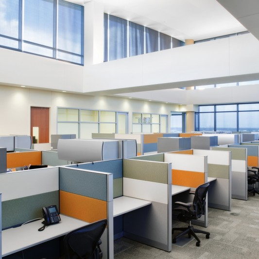 Demand For Creative Office Space High