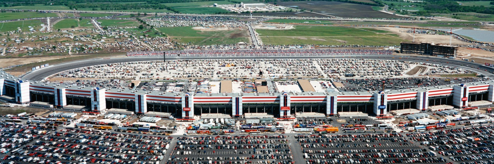 Texas Motor Speedway The Beck Group