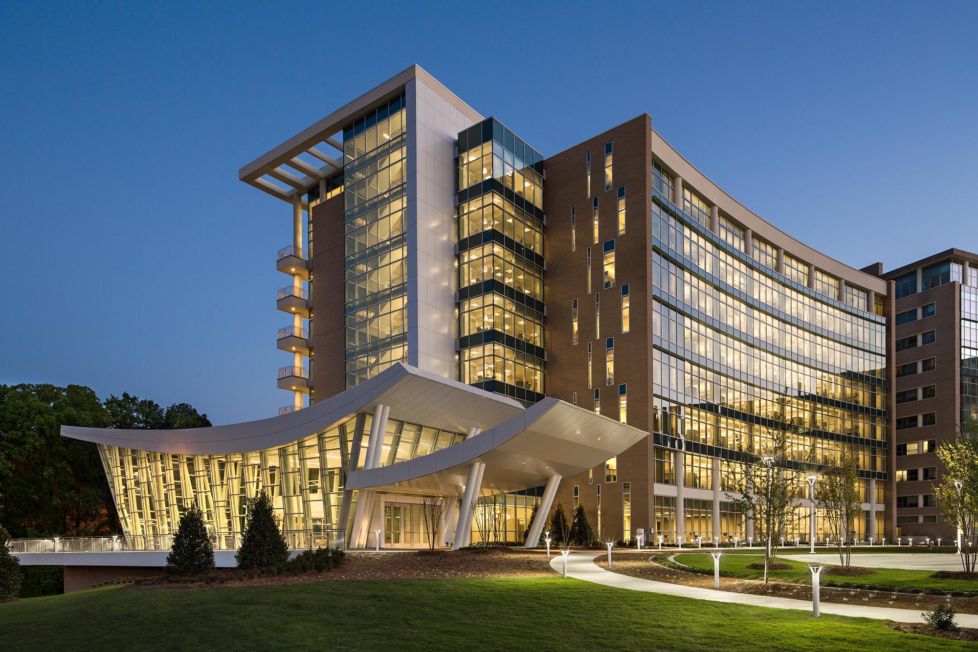 2 Story Commercial Office Building Design Joy Studio