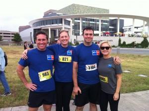 Schlotzky's 5K Bun Run - Austin