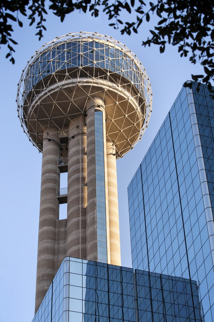 City Of Dallas Careers >> Case Study: Refreshing Reunion Tower (Part 1) - The Beck Group