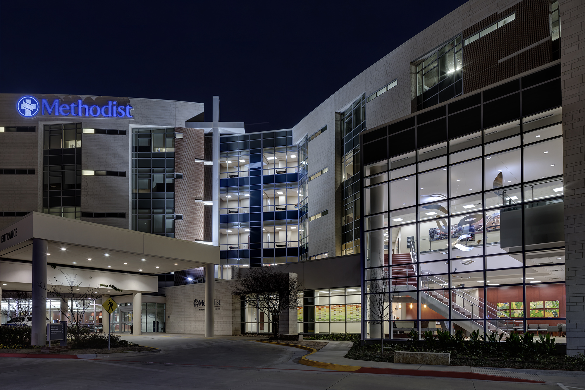 Methodist Mansfield Medical Center - The Beck Group