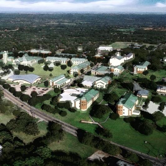 Southwestern Adventist University >> Southwestern Adventist University Pechero Hall The Beck Group