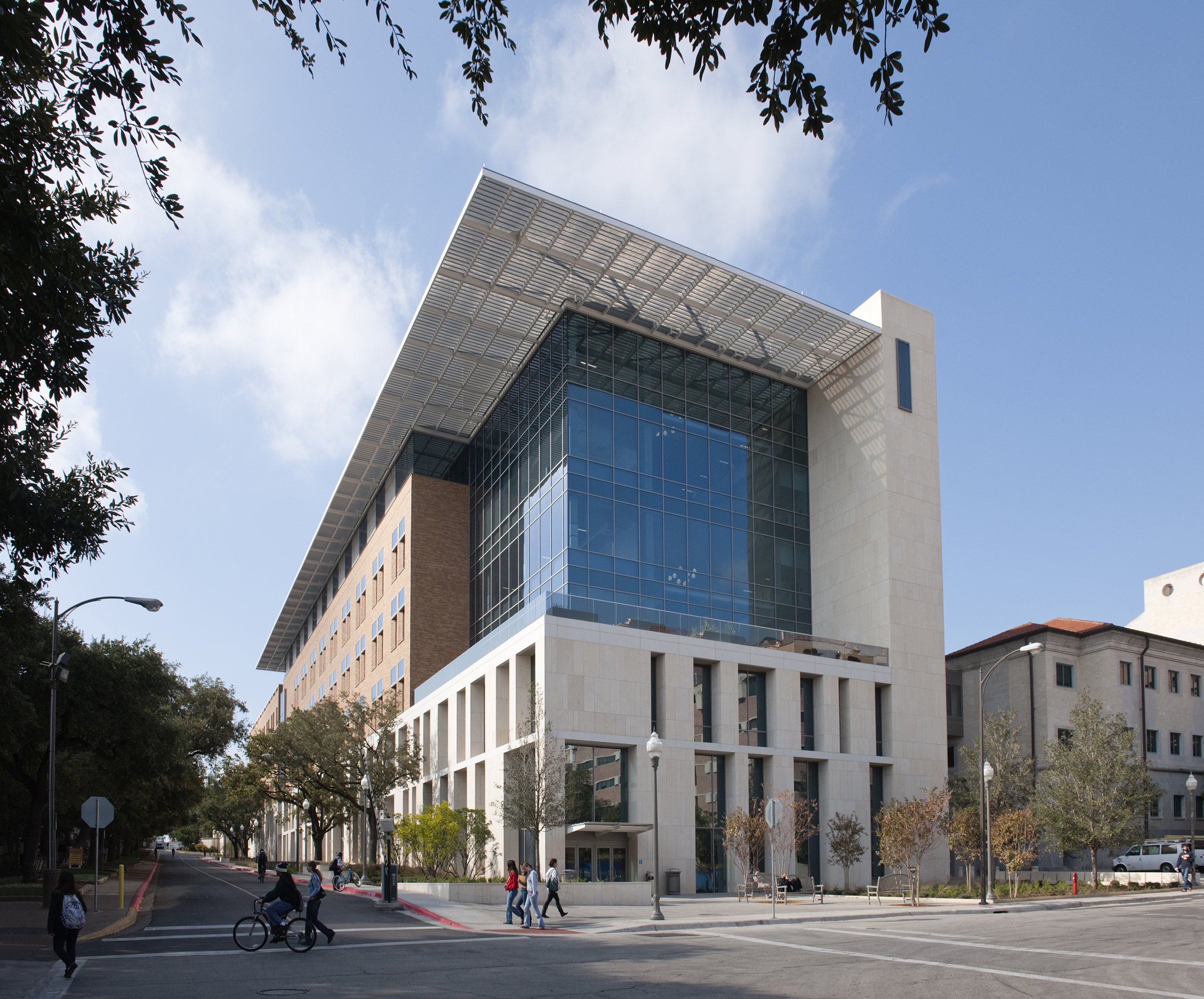University Of Texas At Austin Architecture