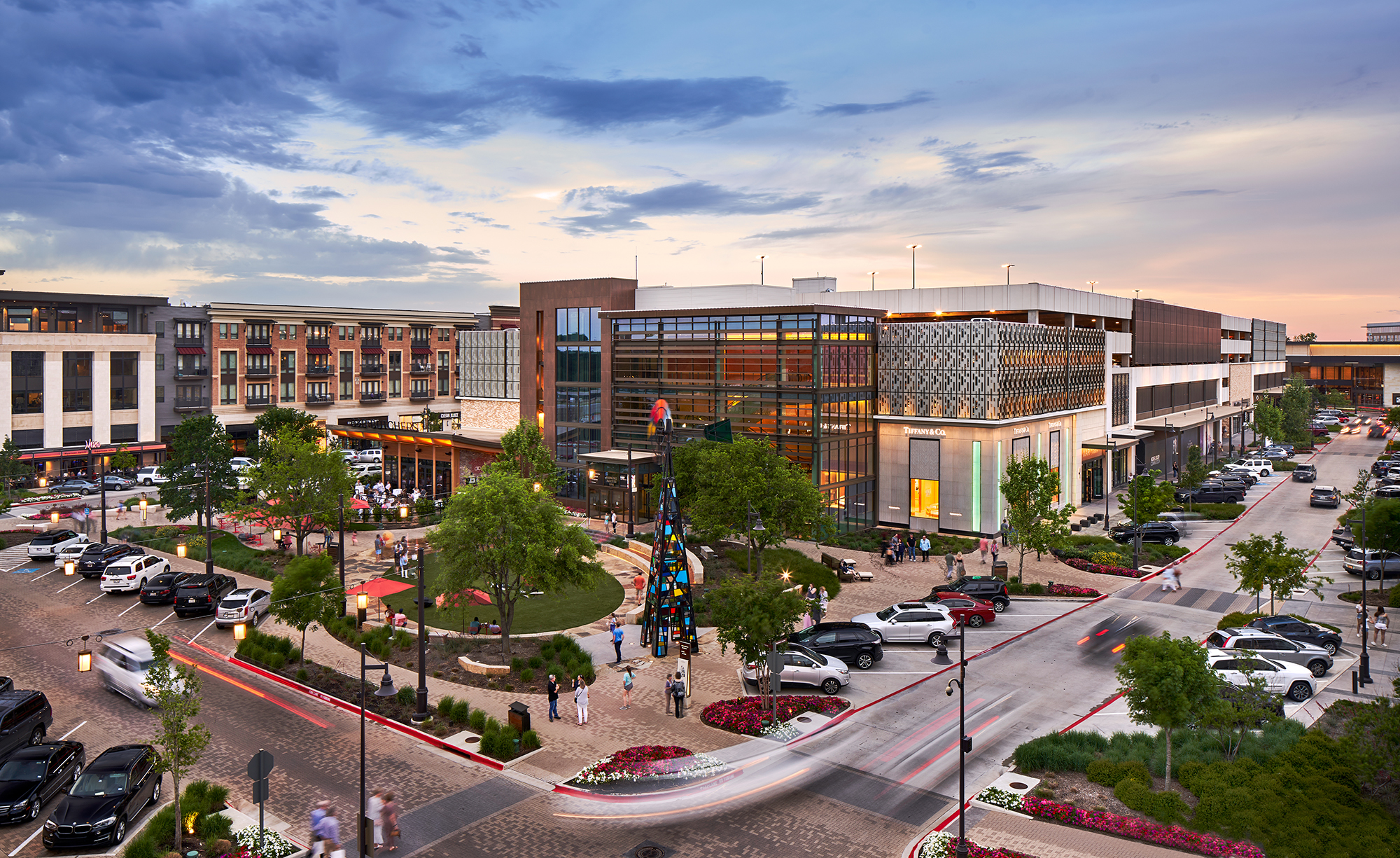 The Shops At Clearfork The Beck Group
